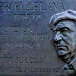 Homenaje a Gabriel Celaya en el X Festival de Poesía del Moncayo