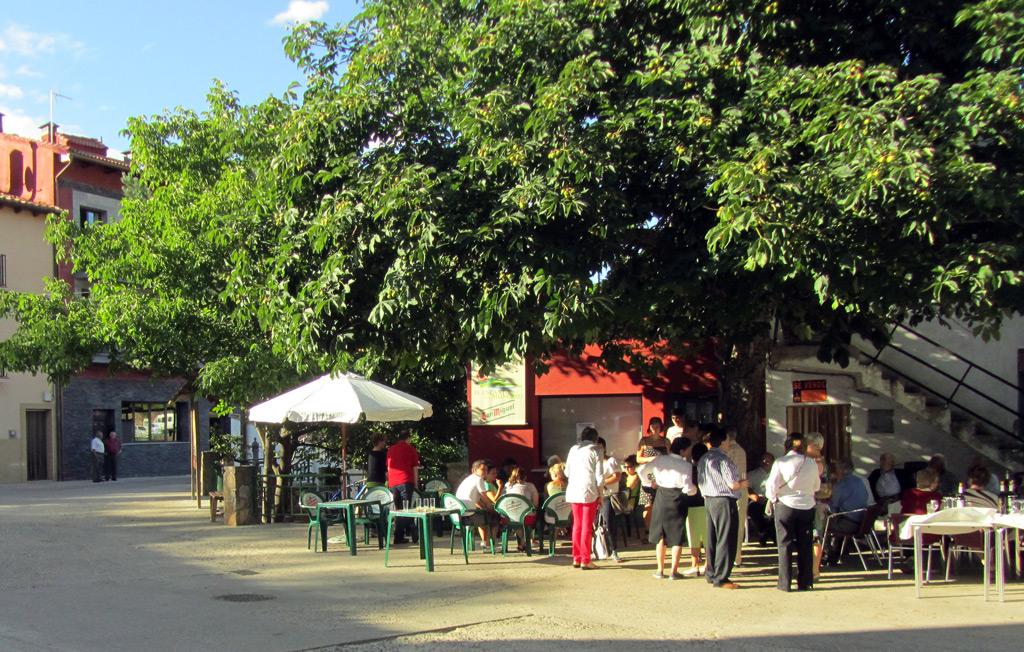 Vino español en Restaurante El Encanto del Moncayo de Vozmediano